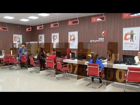 Многофункциональный центр предоставления государственных услуг и его деятельность
