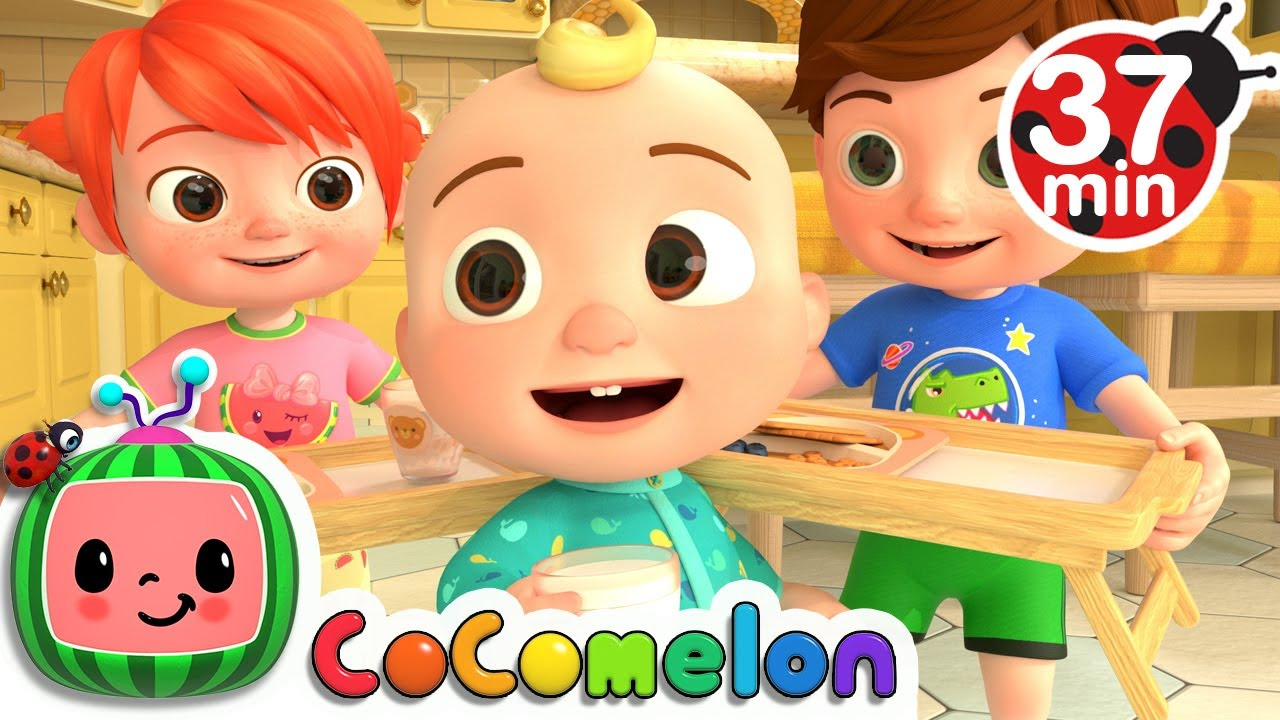 Download Thank You Song + More Nursery Rhymes & Kids Songs - CoComelon
