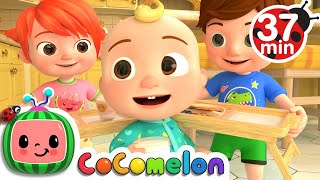 Thank You Song More Nursery Rhymes Kids Songs CoComelon