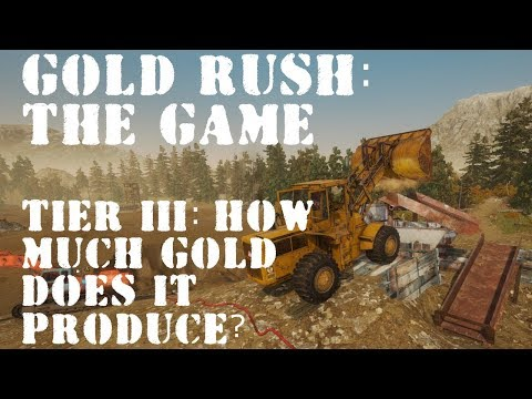 Gold Rush: The Game Review/Gameplay | My Major Mining Operation + A Big Thank You to Supporters