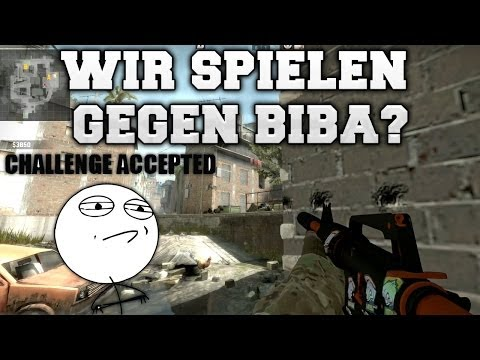 CS:GO - biBa auf Favela getroffen ~ - Matchmaking #4