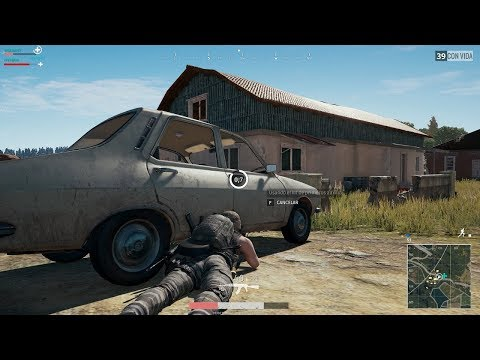 EDWARD CULLEN Y JACOB! - PLAYERUNKNOWN'S BATTLEGROUNDS