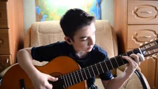 IOWA - Это песня простая.. ( Guitar cover)