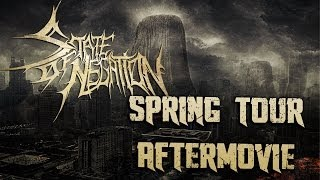 STATE OF NEGATION - Spring Tour 2014 Aftermovie
