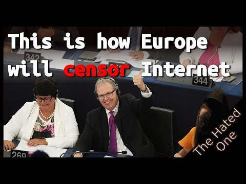 Article 13 and EU Copyright Law explained: This is how Europe will destroy the Internet Mp3