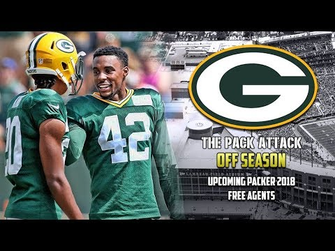 Green Bay Packers   Off Season   Upcoming 2018 Packer Free Agents