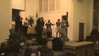 Tone Ross & INSPIRED - Mighty God