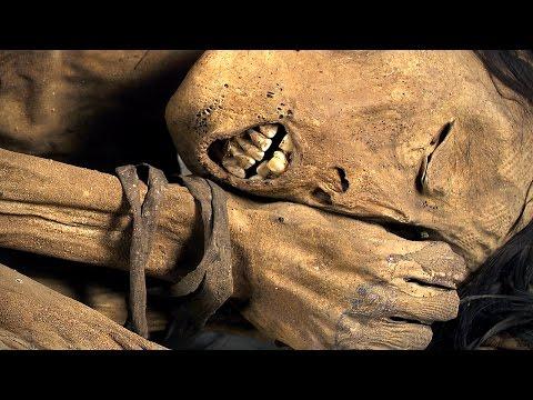 Mummies: scanning ancient human remains