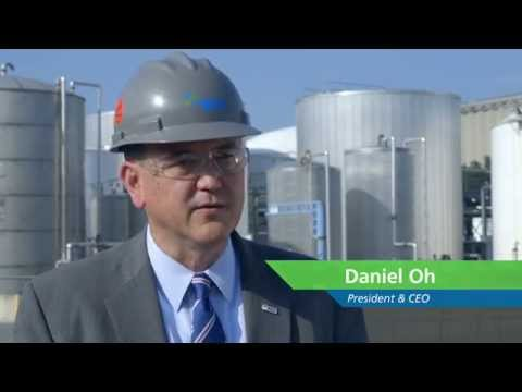 Renewable Energy Group, Inc. breaks ground on Danville, IL. biorefinery upgrade