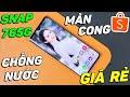TEST GAME NẶNG LG VELVET 5G trên SHOPEE: SNAP 765G, CHỐNG NƯỚC, AMOLED TRÀN VIỀN!!!