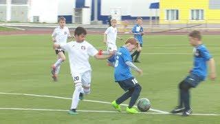 В Верхней Салде прошёл этап первенства области по футболу среди юношей
