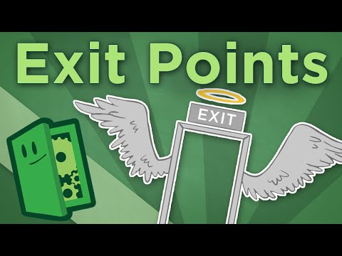 Exit Points - Putting Down the Game - Extra Credits
