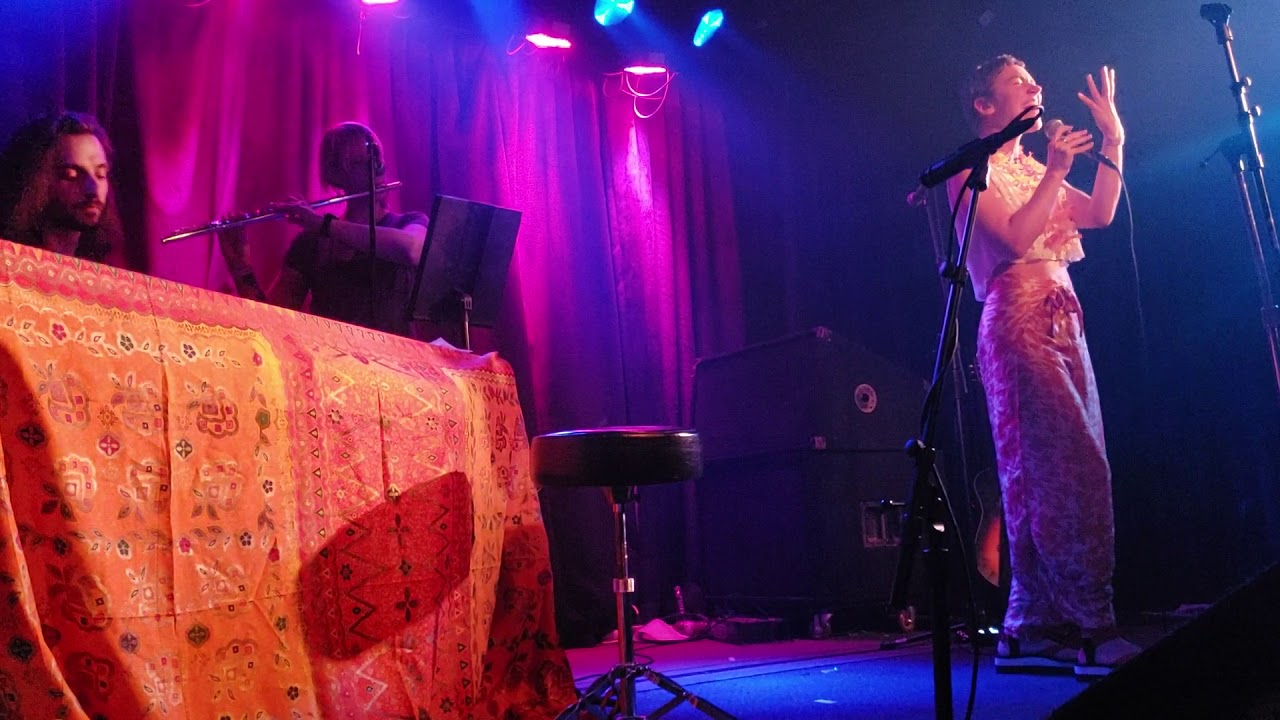 Genevieve Human Again Feat Amy Faller Beat Kitchen Chicago 07 06 18