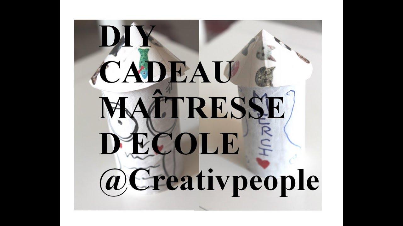 diy cadeau ma tresse d 39 ecole creativpeople youtube. Black Bedroom Furniture Sets. Home Design Ideas