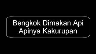 KARAOKE Ampar- Ampar Pisang - Lagu Daerah Kalimantan Selatan (Aransemen Lagu Daerah)