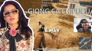 Cảm xúc của Quang Brave khi nghe Chipucu hát trong game =))