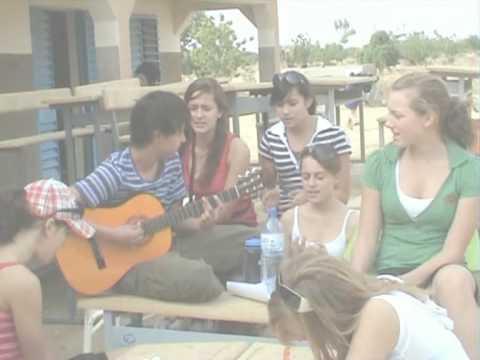 Burkina Faso 2008 Gertrudiscollege - trailer