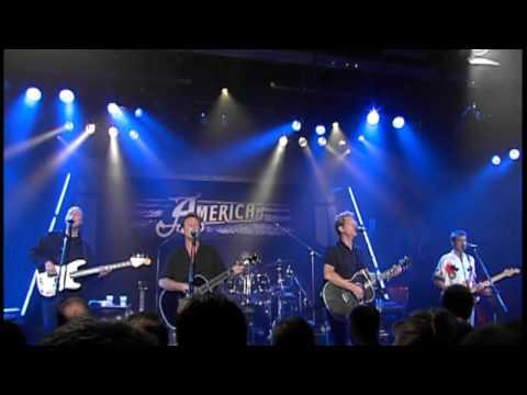 America - You Can Do Magic (Live)
