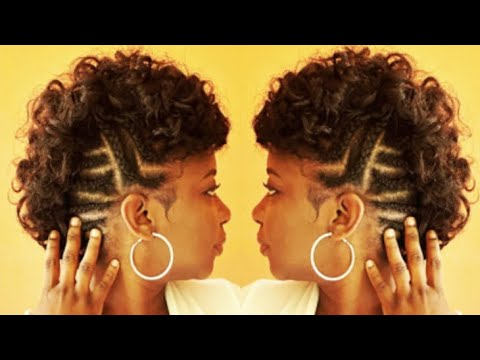 curly-mohawk|-mohawk-on-short-hair|-cute-relaxed-hairstyle|-new-growth-hairstyle