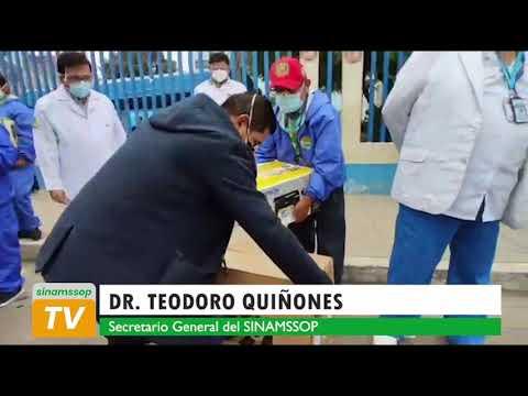 SECRETARIO GENERAL PIDIÓ AL CANDIDATO PEDRO CASTILLO ACEPTE REUNIRSE CON DIRIGENTES MÉDICOS DEL SI