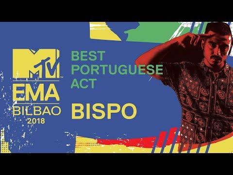 MTV EMA 2018: Best Portuguese Act - Bispo   MTV Portugal