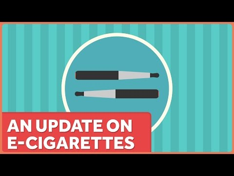 E-Cigarette Update: What to Do about Kids and Vaping?