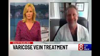 Varicose Veins Causes and Treatments Available