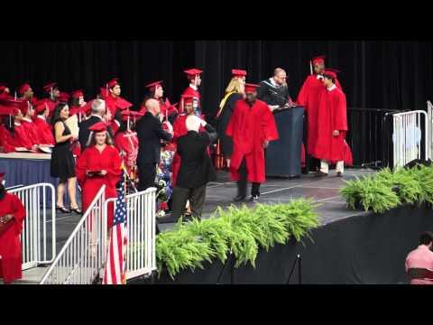 Bellaire High School Graduation 2015 (Unedited)