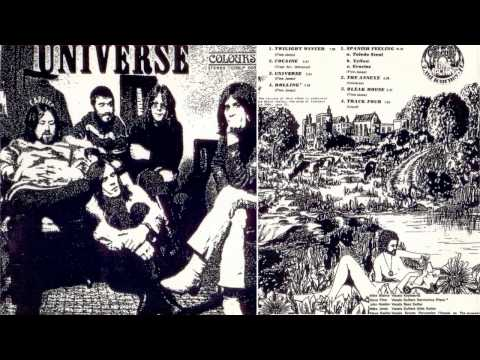 Universe - self titled FULL ALBUM [1971 Hard Rock Heavy Psych Wales]