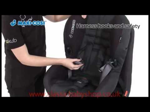 maxi cosi priori sps car seat youtube. Black Bedroom Furniture Sets. Home Design Ideas