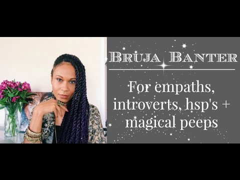 Boundaries for Empaths, Introverts & Highly Sensitive People