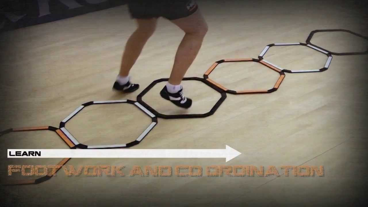 Hexagon Agility Rings