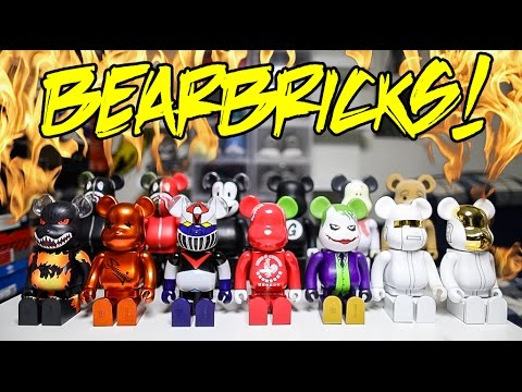 WHAT ARE BEARBRICKS??? (EVERYTHING YOU NEED TO KNOW)