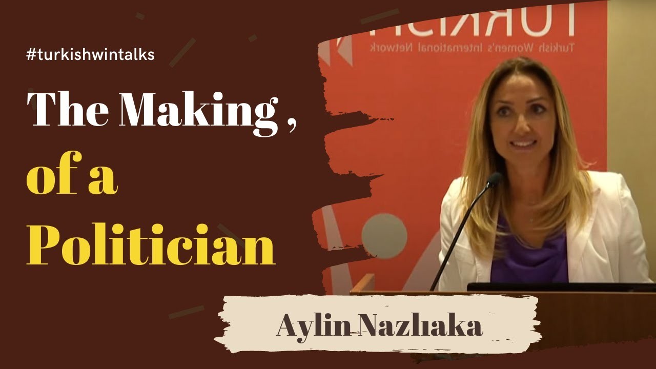 Aylin Nazlıaka | The Making of a Politician
