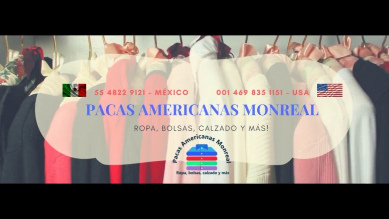 d3cf2cd97 PACA DE ROPA AMERICANA