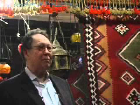 James Opie Rug Stories a Life of Dealing and Collecting Oriental Rugs