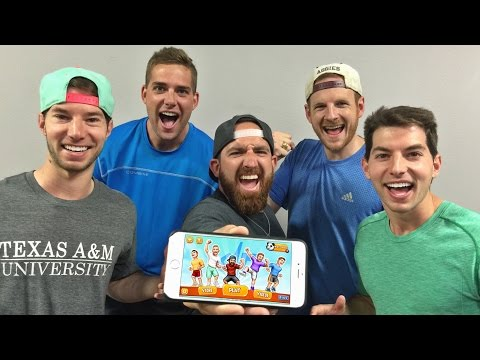 Thumbnail: iPhone Game Battle | Dude Perfect 2