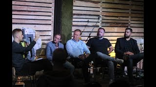 F5 diskusia - Dospelosť slovenskej cirkvi - Kevický, Vaško, Tóth, Majer