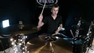 Florida Georgia Line - Cruise Remix (feat. Nelly) - Drum Cover - Brooks