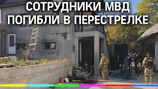 Перестрелка боевиков и полицейских в Грозном. Потери с двух сторон
