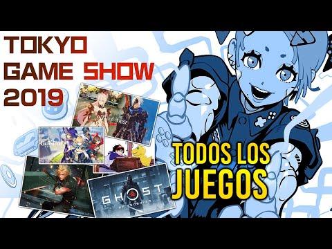 ¡TODOS LOS JUEGOS del TOKYO GAME SHOW! Tales of Arise, FF7R, Ghost ot Tsushima, Digimon Survive…