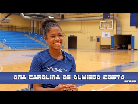 St. Petersburg College Sports - Ana Carolina Interview