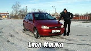 #TESTDRIVE Lada Kalina / ВАЗ 1118 [2005]