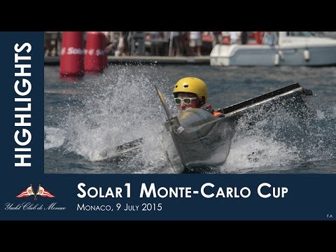 Solar 1 Monte Carlo Cup Powered by the YCM 2015 - Highlights Day 1