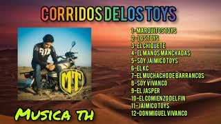 Corridos de LOS TOYS 2020 más escuchados | Compilación Mix