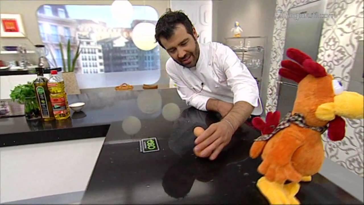 Cocina con bruno oteiza anchoas rebozadas con pimientos - Cocina con bruno ...