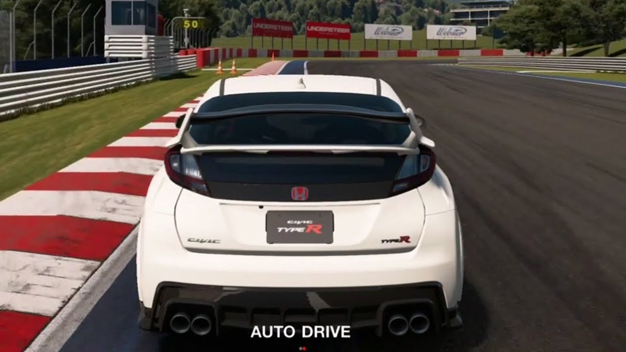 gran turismo sport honda civic type r fk2 2015 test drive gameplay ps4 hd 1080p60fps. Black Bedroom Furniture Sets. Home Design Ideas