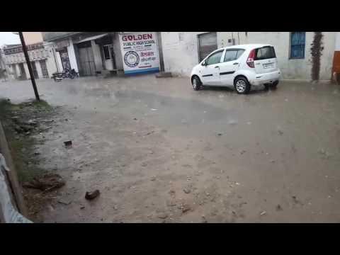 Snow Fall In Punjab