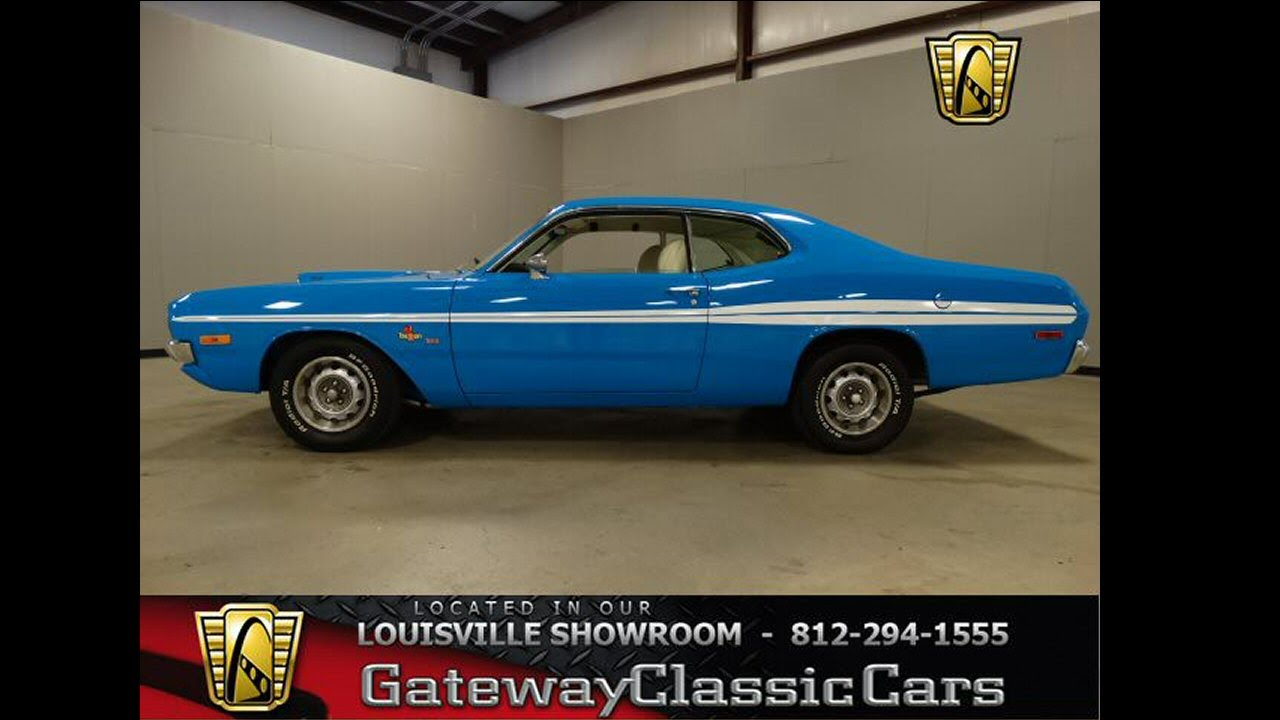 1972 Dodge Dart Demon Stock #731 located in our Louisville ...
