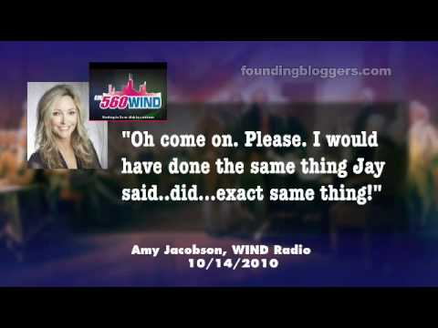 Confronting Jay Levine - Who's The Real Reporter?